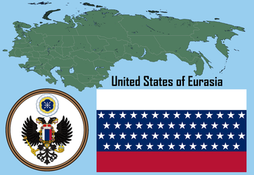 United States of Eurasia by PolandStronk
