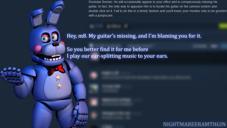 guys where tf is his guitar by ShiningKnightmare