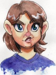 Its a Me by Ashley-JaneW