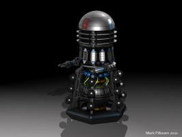 My Dalek by markpilb