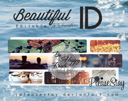 ID editable by iPleaseStay