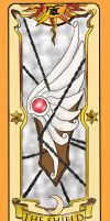 Clow Card The Shield by inuebony