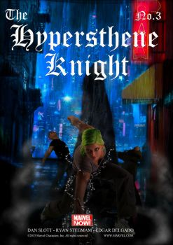 The Hypersthene Knight Nr.3 by sylgrio