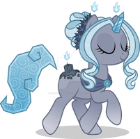 [CLOSED] Scented Pony Adopt - Frozen Type by MyPaintedMelody