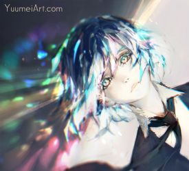 Shatter Me by yuumei