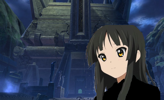 Sith Mio at the Sith Temple by pokedigijedi