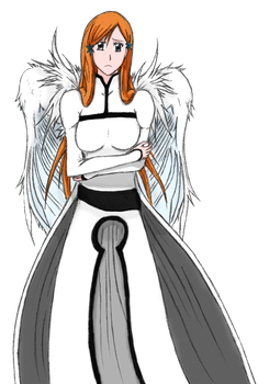 Orihime Inoue by Arrancarfighter