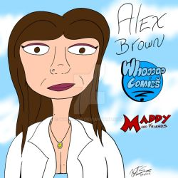 Alex Brown by Whooogo