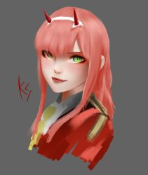 Zero two by KatohHiki