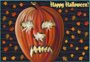 Happy Holloween Design by StephenL