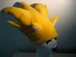 SUPER SONIC Hat by tacksidermia