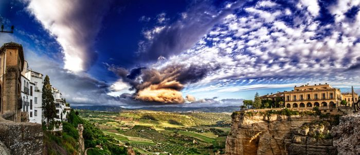Back in Ronda by JuanChaves