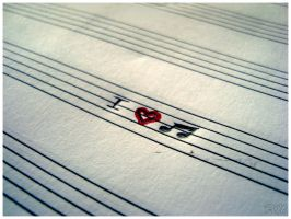 I Love Music by perikls