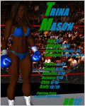 Enter Trina Mason by boxinggirls12