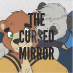 The cursed mirror - Halloween story! by Mate-ko
