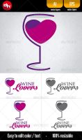 Wine Lovers by doghead