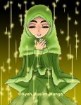 ::Ayeh:: Pray The Great Weapon of Muslim by niwa5