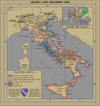 Norman Conquests of Italy by zalezsky