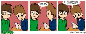EddsWorld Fan Comic by Mr-Page