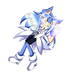 ::AT:: Yuki the hedgehog by thesweet2013