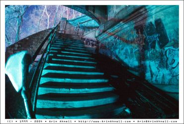Acid stairs cold by arin