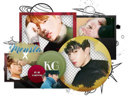 MONSTA X | THE CODE | PACK PNG by KoreanGallery