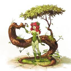 Poison Ivy by bib0un