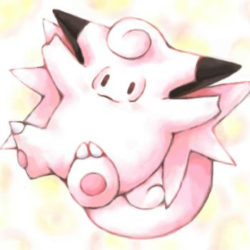 Clefable by SailorClef