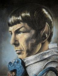Spock - The Pain of Loss by Araen