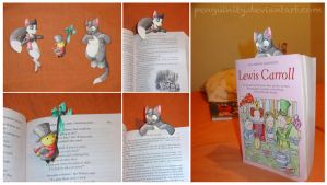 Character Bookmarks by Penguinity