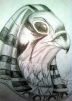 Horus by 6Laurissa6Valo6