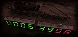 The consciousness clock by furrtek