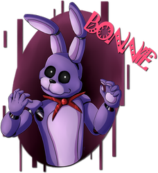 Bonnie The Bunny by Igrisa