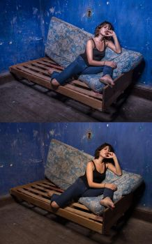 retouching w4 by DistrictAliens
