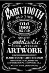 Rabittooth Jack Daniels Style by Rabittooth
