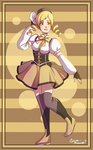 Beautiful Mami Tomoe by Divine-Princess