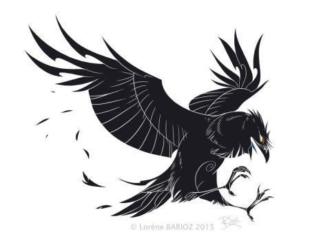 Crow Style by Dragibuz
