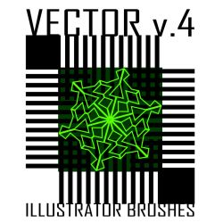 Vector brushes v.4.0 by aidahoe
