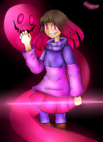 Betty - Glitchtale by LuckaHalas