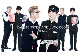 BTS RP and Jungkook PNG Pack {Real Family Picture} by kamjong-kai