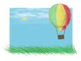 Airballoon by TropicaIDeer