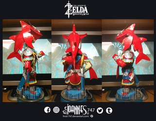SIDON PAPERCRAFT 2 by frost-747