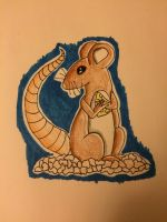 Little Mouse Contest Entry by DrawingDaize