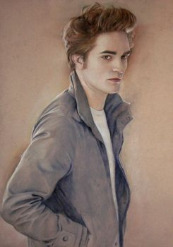 Edward Cullen  - big size by Lizapoly