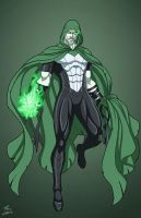 The Spectre (Earth-27) commission by phil-cho