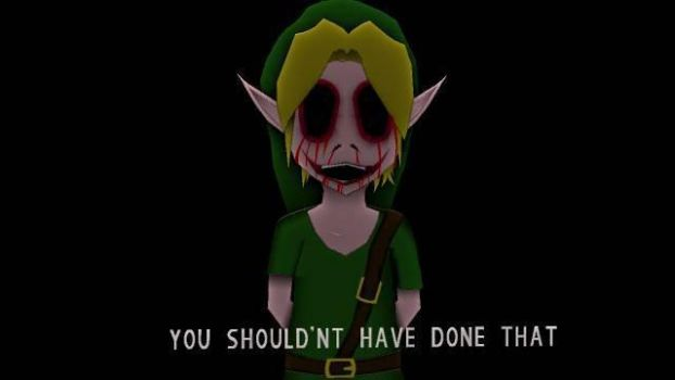 Ben Drowned by DarkEnenra