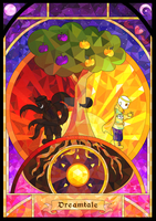 Stained Glass Dreamtale