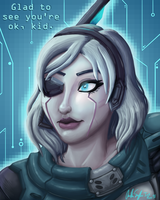 Project Ashe by InkRose98