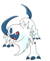 Absol - number 2 by Sajirou