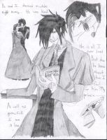 Alucard's Sad past... by AngelKiller666
